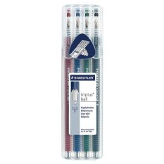 Compare Price Staedtler Triplus Ball 431 Fsb4 Ballpoint Pen Box 3Mm 4 Color On South Korea