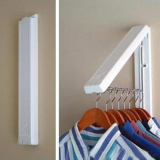 Price Stainless Folding Wall Hanger Mount Retractable Clothes Foldabel Hangers Oem