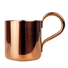 Sale Stainless Steel Beer Cup Hammered Copper Mug Gold 500Ml Intl China Cheap