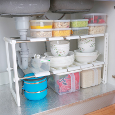 How To Buy Stainless Steel Can Be Retractable Under Sink Rack