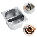 Buy Stainless Steel Holder Container Knock Box For Professional Coffee Maker Machine Intl Cheap On China