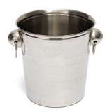 Buy Stainless Steel Ice Punch Bucket Wine Beer Cooler Champagne Juices Party 18 19Cm Oem