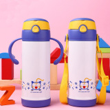 Children S Drop Resistant Children S With Insulated Cup Leak Proof Water Bottle Oem Discount
