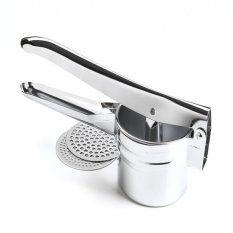 Where Can I Buy Stainless Steel Potato Ricer Masher Presser With 2 Stainless Steel Ricing Discs For Coarse Fine Ricing Silver Intl