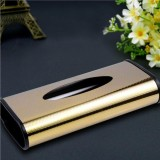 Buying Stainless Steel Tissue Box With Protective Film Size 22 X 10 7 X 5 4 Cm Intl