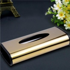 Price Stainless Steel Tissue Box With Protective Film Size 22 X 10 7 X 5 4 Cm Intl China