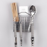 Buy Cheap Stainless Steel Utensils Forks Spoon Knives Chopsticks Cutlery Holder Organizer Drainer Intl
