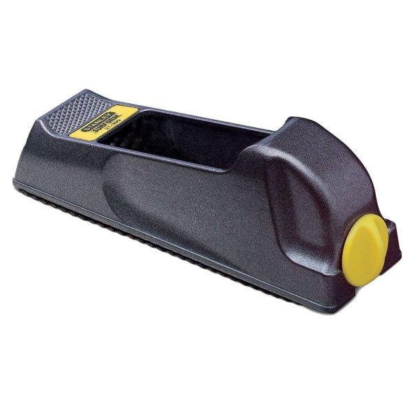 Stanley 21-399-5 5 1/2 inch Surfoam Block Plane (Black)