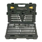 Best Deal Stanley 71653 145 Piece Socket Set Black
