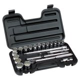 Review Stanley 86531 23 Piece Socket Set Black On Singapore