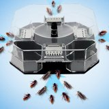 Star Ever 4Pcs Cockroach Trap Cockroach Bait Capture Device Intl In Stock