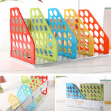 Discount Korean Style Creative Plastic File Rack