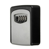 Compare Steel Wall Mount Key Box With Combination Lock Safe Storage Key Outside Security Prices