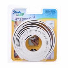 Steve & Leif White Waterproof Adhesive Seal 3.2m (19 mmx 19mm)