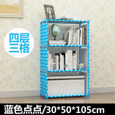 Coupon Storage Layered Partition Cabinet Wardrobe