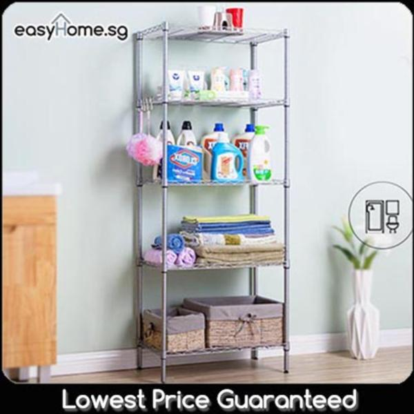 Storage Shelves XM214 - Kitchen / Home Organization Space Saving Rack
