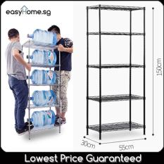 Discount Storage Shelves Xm214 Kitchen Home Organization Space Saving Rack Oem On Singapore