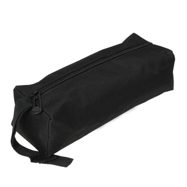 Uebfashion Storage Tools Bag Waterproof Multi-function for Small Metal Parts(Black) - intl
