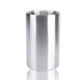 Review Sanding Double Layer Stainless Steel Ice Bucket Oem On China