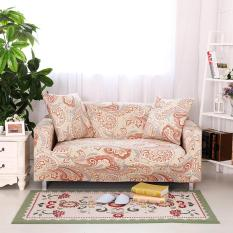 List Price Stretch Chair Loveseat Sofa Cover 4 Seats Protector Couch Slipcover Decor Flower Form Intl Oem