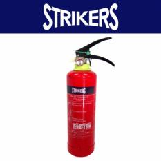 Strikers Dry Powder Fire Extinguisher 1kg By Selffix Diy.