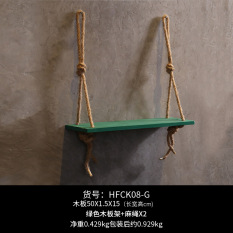 Research On Ins Punched Wall Hangers Shelf In Stock