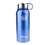 Price Stylish Stainless Steel Portable Outdoor Sports Mug Water Bottle 800Ml Capacity Vacuum Thermo Insulation Flask Bachelor Thermo Cup None