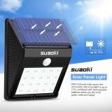Top 10 Suaoki Solar Panel 800Ma 20 Led Light Black