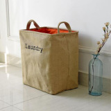 Review Substantial Thicken Bottom Vegetable Baskets Fruit Storage Barrel Laundry Storage Bag 40X36X26Cm On China