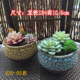 Succulent Plant Ceramic Meat Bubble Pots Small Pots Deal
