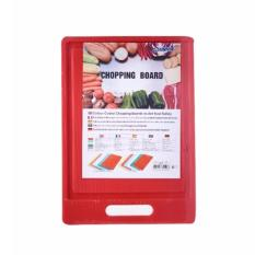 Coupon Sunnex Red Polypropylene Chopping Board