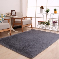 Price Sunshop 120X160Cm Soft Thicken Shaggy Floor Carpet Kids Game Rug Mat Intl Sunshop