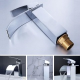Price Sunshop Hight Quality Deck Mount Waterfall Bathroom Tapware Faucet Vanity Vessel Sinks Mixer Tap Intl China