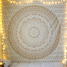 Sunshop Mandala Bohemia Digital Printed Tapestry Wall Hanging Boho Wall Decor 210*150CM - intl