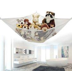 Sunweb Home Multipurpose Toy Hammock Net Organize Stuffed Animals Toys - intl