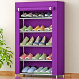 Review Modern Simple Dustproof Moisture Multi Layer Shoe Cabinet Simple Shoe Cabinet On China