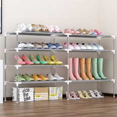 Great Deal Modern Simple Economic Type Assembly Dustproof Shoes Rack Simple Shoe Rack