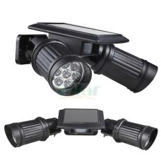 Super Bright 14 LED Waterproof PIR Motion Sensor Solar Powered Light ,led solar lights Garden Security Lamp Outdoor Street Light - intl