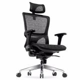 Get Cheap Super Ergonomic Full Mesh Executive Chair A8