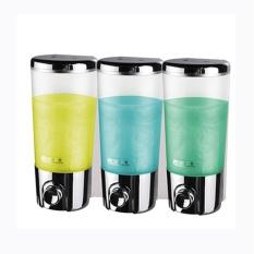 Sales Price Svavo Wall Mounted Hand Soap Dispenser V 9103 Chrome 400Ml 3 Intl