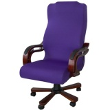 Discounted Swivel Computer Chair Cover Stretch Office Armchair Protector Seat Decoration Chair Is Not Included Intl