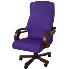 Buy Swivel Computer Chair Cover Stretch Office Armchair Protector Seat Decoration Chair Is Not Included Intl Online