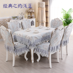 Get Cheap Table Cloth Upholstery Coverings Suit Chair European Style Square Table Oval Shaped Tea Machine Tablecloth Dining Table Sets Round Table Tablecloth
