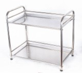 Price Comparisons For Table Double Stainless Steel Microwave Oven Rack Shelving Rack