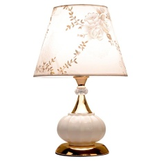 Buy Table Lampseuropean Style And Modern Simple Ceramic Character Study Of The Living Room Bedroom Bedside Lamp Dimming Lamps Warm Intl Online China