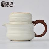 Sale Quik Coarse Pottery A Cup Japanese Style Teapot Pot Travel Tea China Cheap