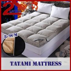 Cheap Tatami Mattress Topper Single Grey Online
