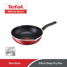 Buy Tefal 24Cm Pure Chef Deep Fry Pan C61764 Cheap Singapore