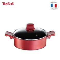 Tefal Character Shallow Pan 24Cm C68270 Best Price