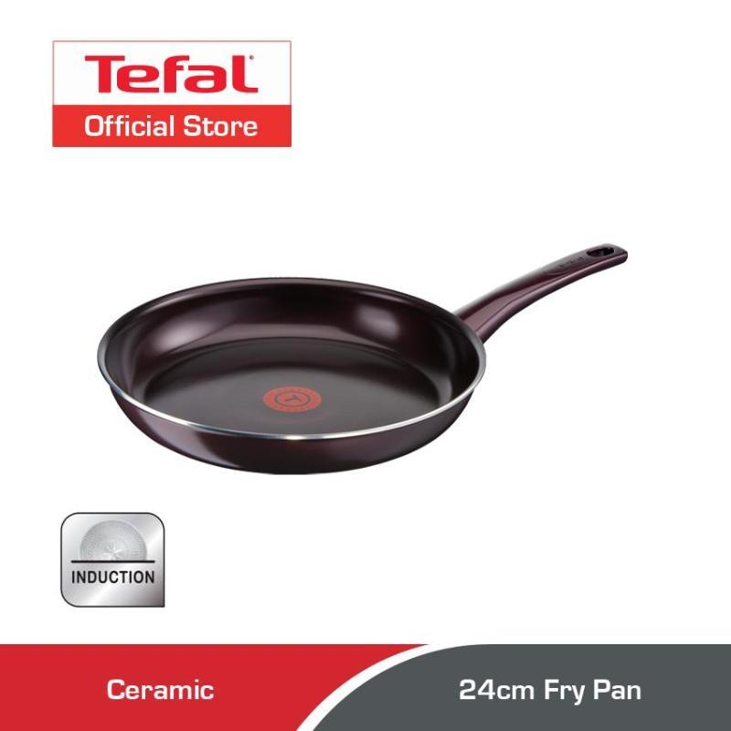 Tefal Dark Ruby Fry Pan 24cm C40204 Singapore